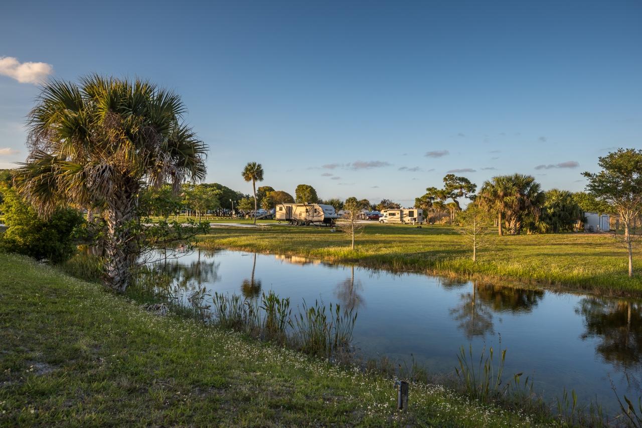 Campingplatz in Florida