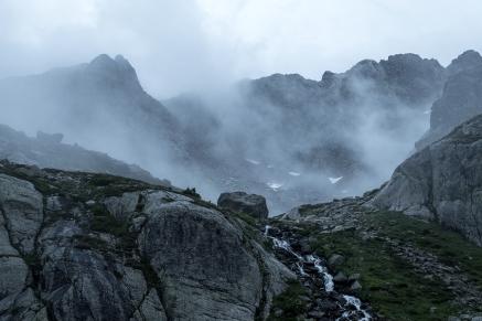 Nebel ist was feines. Dann wenn er genau am richtigen Ort und in der passenden Menge vorhanden ist.