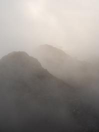 Hügel rund um den Monte Castello