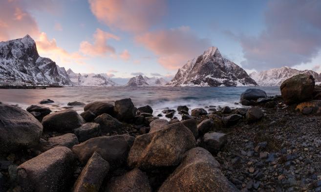 Reine Lofoten Norwegen